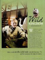 Wild Kingdom Ed Clark, Jr.