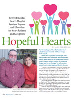 Hopeful Hearts Revived Mended Hearts Chapter Provides Support and Education for Heart Patients and Caregivers
