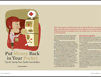 Put Money Back in Your Pocket Tips for Saving Your Health Care Dollars
