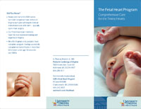 The Fetal Heart Program Comprehensive Care for the Tiniest Hearts