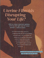 Uterine Fibroids Disrupting Your Life?