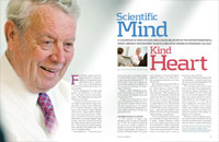 Scientific Mind, Kind Heart